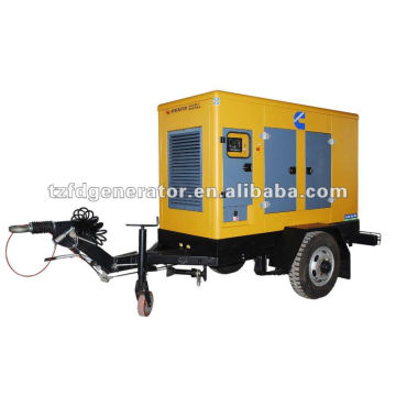 trailer diesel generator for sale