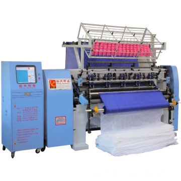Computerized Shuttle Multi-Needle Quilting Sewing Machine (YXS-94-3B/2B)