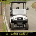 4 местный Электрический Гольф-Багги с флип-флоп заднем сиденье