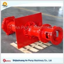 Abrasive Korrosion Vertikale Sump Slurry Pumpe für Bergbau
