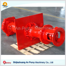 Abrasive Corrosion Vertical Sump Slurry Pump for Mining