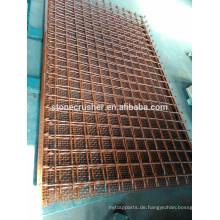 Metall-Sieb Mesh für Vibraing-Bildschirm für Graduierung und Bildschirm Material für Mineralien, qurry