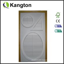 CE Plantation Wood Shutters (louver door)
