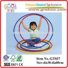 Plastic Toys Hula Hoops For Kids