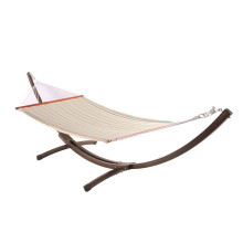 Steel hammock bed set