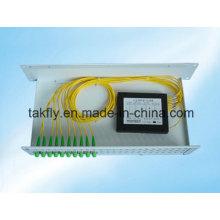 Nice Price 1310/1490/1550nm 1X8 Optical Splitter