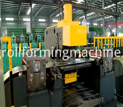 Side Beam Roll Forming Machine