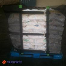 Reusable Stretch Film on Logistics Pallet