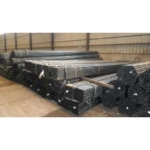 m.s. square tubes rectangular tubes ASTM A500-GrB/Q235/SS400