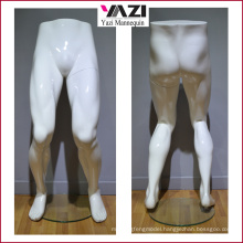 Euro Athletic Male Mannequin Leg for Pants Display