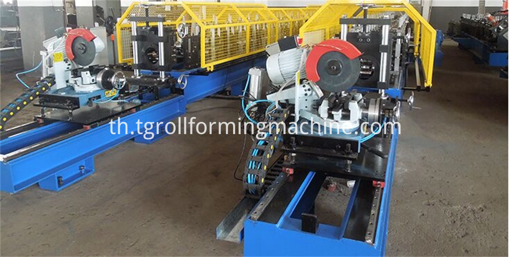 Downspout Pipe Making Machine