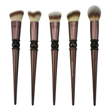 5PC Face Brush Set