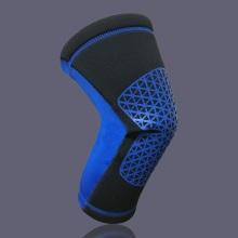 Funda de rodilla de neopreno protectora de compresión con soporte deportivo