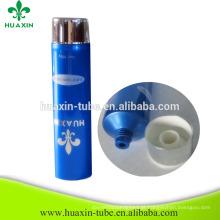 venda quente tela personalizada impressão 100g tubo de plástico cosmético para venda