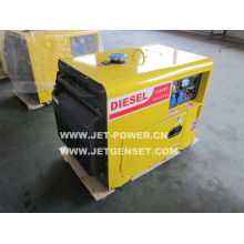 Air Cooling Diesel Generator 5HP 3kw Power Generation