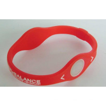 Sport Business Holiday Promotional Gift Graceful Silicon Wristband