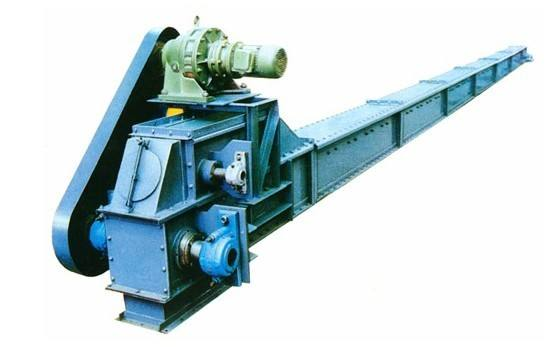 scraper conveyor machine