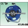 Industrial Metal Cable Reels Drums CEE type