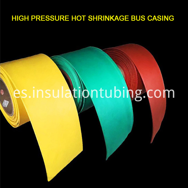 Heat shrinkable Busbar