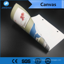 """Latex Inks 44"""" x 50m plotter canvas roll for Pigment Inks Printing"""