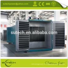 Groupe électrogène de récipient silencieux de la puissance 720kw principale de vente chaude actionnée par le moteur de KTA38-G2A de CUMMINS