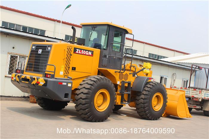 3M3 Compact Wheel Loader