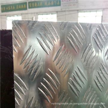 Superficie en relieve Antideslizante paneles de panal