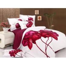 100% Baumwolle Comfortable Bettwäsche-Sets für Hotel / Home