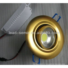 Гражданин COB 7W привело downlight 85-265V CE RoHS