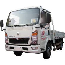 HOWO Light Duty Yn4100qbz Load 4 Ton Cargo Truck