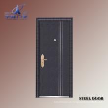 Design de porta única de ferro-YF-S122