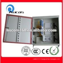Aucas boîte de jonction de télécommunication 30 paires - 100 paires fabriquées en Chine