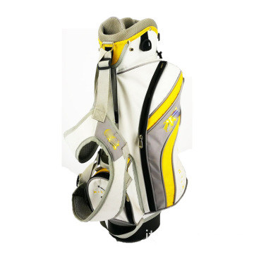 Cue bag per sacche da golf