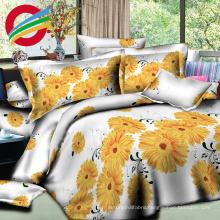 cheap 3d printed 100% cotton bedding sheets