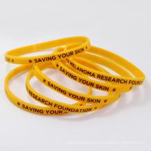 Shenzhen Manufacturers Custom Crossfit Silicone Bangle Bracelet Mold