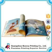 Customized printing school kids reading books