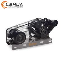 10HP 7.5KW Base Compressor Montado Sem Tanque