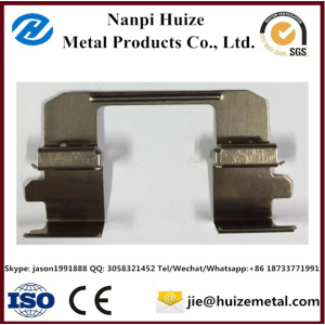 Couloring Pad Retainer for Brake Pad