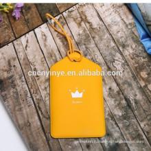 Популярные заказной ПВХ Арт бумага ноутбук сумка тег