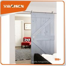 Fine appearance glass sliding partition interior door barn door hardware for glass door
