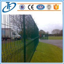 Dark GreenDecorative garden welded wire mesh fencing