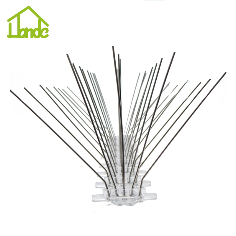 Transparent Plastic Anti Bird Spikes For Roof