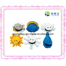 New Design Plush Cute Weather Puppets