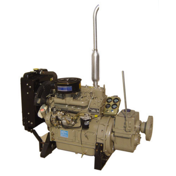 Ar Compressor motor Diesel 115 KW/156 cv Turbo Charger 6 cilindro