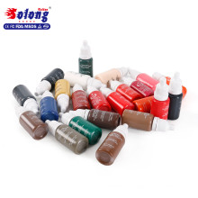 Solong Tattoo Professional Factory Price for Body Art Ink Eyebrow Ink Tattoo