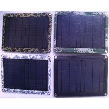5W Солнечной мобильного телефона iPad Электрический забронировать Складная зарядное устройство Сумка пакет с аттестацией CE