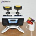 FREESUB Sublimación personalizada Café Presas Heat Press Machine