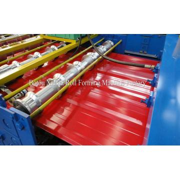 Mesin Roll Forming Besi Trapesium