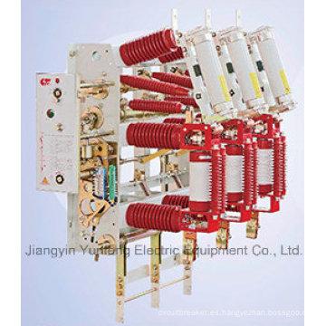 YFZRN-24 CA Hv carga de vacío interruptor con fusible fácil y segura
