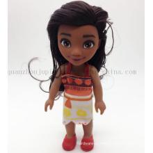 Custom Kids Children Plastic PVC Cartoon Figure Doll Toy